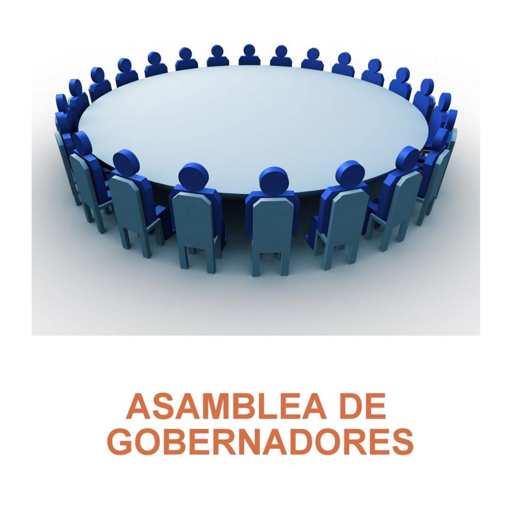asamblea de gobernadores