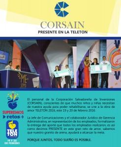 Teleton CORSAIN