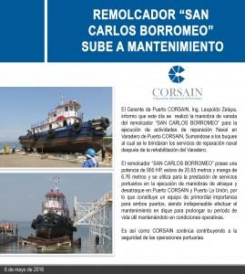 Comunicado Borromeo
